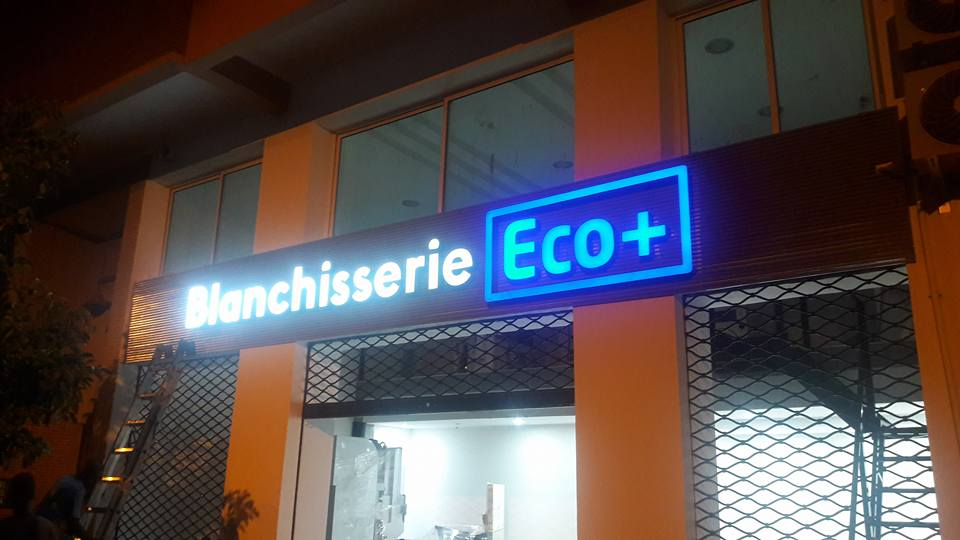 BLANCHISSERIE ECO+