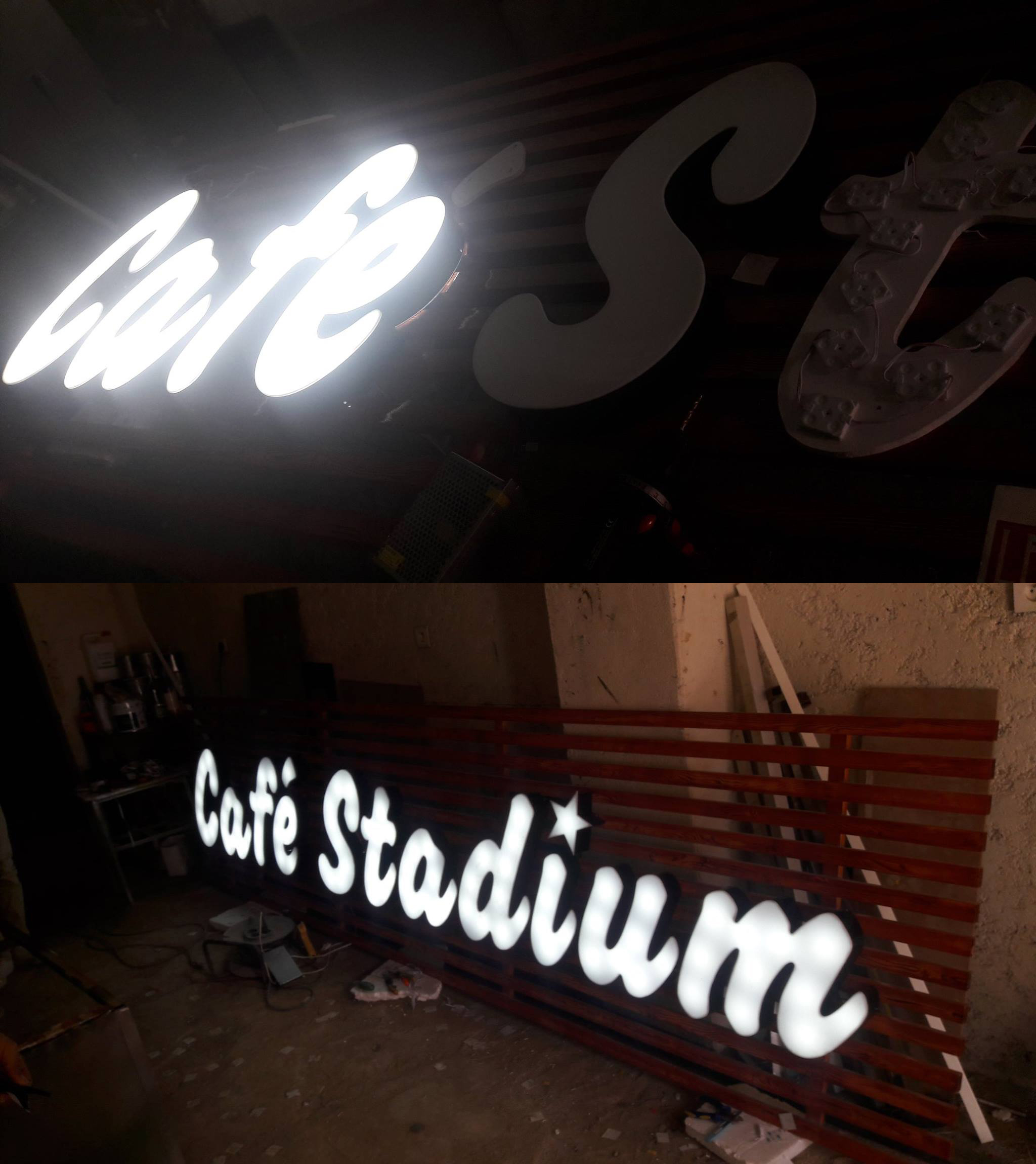 CAFE STADIUM A BEN GUERIR